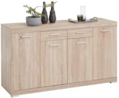 FD Furniture Dressoir Bristol 4 XL van 160 cm breed in eiken