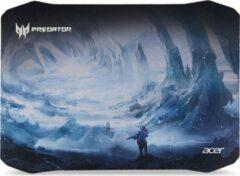 Blauwe Acer Predator Gaming Muismat M - Ice Tunnel
