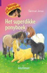 Kluitman Het superdikke ponyboek