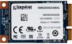 Kingston Technology GmbH Kingston SSDNow mS200 - 480 GB SSD - intern - mSATA SMS200S3/480G