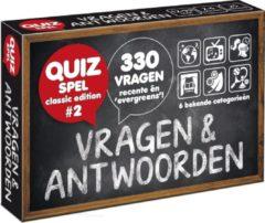 Puzzles & Games Vragen & Antwoorden #2 - Trivia Quiz en Aanvulset