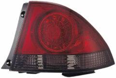 Rode Set LED Achterlichten Lexus IS200 1998-2005 - Rood/Smoke