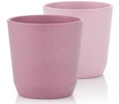 Groei beker van Reer roze 2 stuks