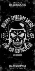 Witte John Doe tunnel skull | bandana