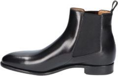 Zwarte Carlos Santos 7902 Black Shadow G+ Wijdte Boots