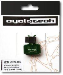 Cyclotech Components Prodisc E-Bike Remblokken voor o.a. Formula Cura, R1R en RX