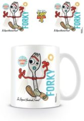 Pyramid TOY STORY 4 - Mug - 315 ml - Forky