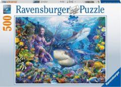 Ravensburger Verlag Ravensburger puzzel Heerser van de zee - legpuzzel - 500 stukjes