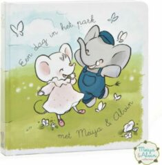 Meiya & Alvin - Meiya & Alvin Book - Dutch