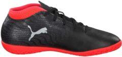 Fußballschuhe One 18.4 IT Jr mit sockenähnlicher Verlängerung104559-01 Puma Puma Black-Puma Silver-Red Blast