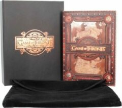 Bruine Nemesis Now - Game of Thrones - Seven Kingdoms Small Journal
