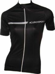 Zwarte Tenn Outdoors / Eurosport Eurosport wielershirt Black