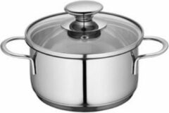 Zilveren Kuchenprofi kookpan 12cm,650ml