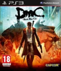 Capcom DmC Devil May Cry UK
