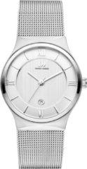 Zilveren Danish Design watches edelstalen dameshorloge Kalsoy Silver Small IV62Q1240