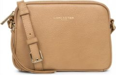 Naturelkleurige Lancaster Paris Lancastre Paris Dune Dames Crossbodytas Naturel