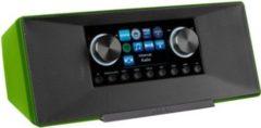 MEDION® LIFE® P85135 WLAN Internet-Radio, DLNA-/UPnP, DAB+ & FM/UKW, LAN, USB, AUX, 2x6W RMS, grün