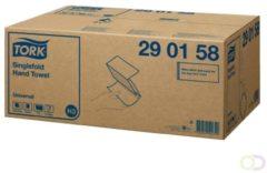 TORK 290158 Zickzack Universal Papieren handdoeken (l x b) 23 cm x 23 cm Helderwit 15 x 300 vellen/pak 4500 stuk(s)