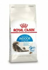 Royal Canin Fhn Indoor Longhair - Kattenvoer - 4 kg - Kattenvoer
