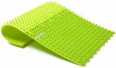 Groene Curacomp De Originele Zweedse Spijkermat Acupressur mat Natuurlijke pijnbestrijding en ontspanning model Combi
