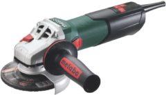 W 9-125 Quick Haakse slijper 125 mm met Metabo Quick wisselsysteem