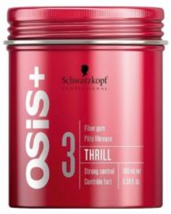 Schwarzkopf Professional - Thrill - fibrous structuring shiny rubber - 100ml
