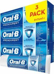 Oral-B Otal-B Pro-Expert Professionele Bescherming 3x75 ml