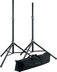 König & Meyer 21449 speaker steun Vloer Aluminium Zwart