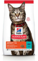Hill's Science Plan - Feline Adult - Tuna - 1,5 kg