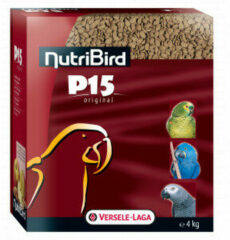 Versele-Laga Nutribird P15 Original Natural - Vogelvoer - 1 kg