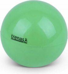 Trenas Gewichtsbal - Yoga Toningbal - Yoga bal - 1 kg - diameter 11,5 cm - Groen - niet stuiterend