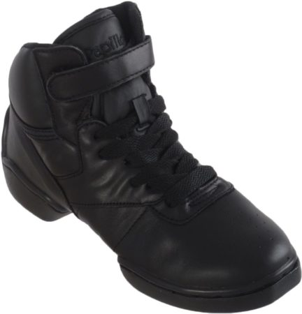 Afbeelding van Le Papillon Papillon Leather High Fitnessschoenen - Maat 38.5 - Vrouwen - zwart
