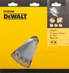 DeWalt DT4031 Cirkelzaagblad Extreme 184x1.8x16mm 28T