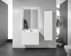 FOCCO Mia LED spiegel 60x80 met touch bediening