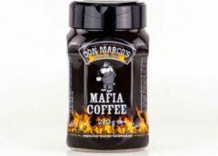Don Marco's Barbecue Don Marco's - Mafia Coffee Rub - BBQ RUB - 220 gram