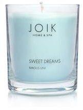 Lichtblauwe Joik Natuurlijke Geurkaars - Sweet Dreams