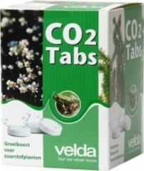 Velda Plantvoeding Co2 Tabletten 6 X 8,7 Cm Karton Wit