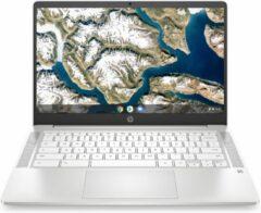 HP Chromebook 14a-na0171nd Wit 35,6 cm (14 ) 1920 x 1080 Pixels Intel® Pentium® Silver 4 GB LPDDR4