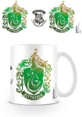Groene HARRY POTTER - SLYTHERIN STENCIL CREST Mugs
