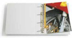 Durable Filefix voor formaat A4 formaat 295 x 25 mm doos van 250 stuks