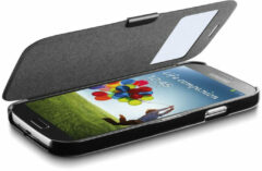 Zwarte Cellular Line Samsung S4 Book Id