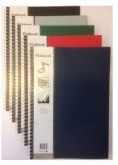 Huismerk Papyrus fotoplakboek neutraal 33x23 cm - 110gr - 40 vel