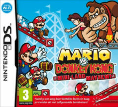 Nintendo Mario vs Donkey Kong 3 Mini-Land Mayhem