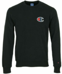 Zwarte Sweater Champion Crewneck Sweatshirt