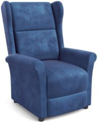 Home Style Fauteuil Agustin in blauw