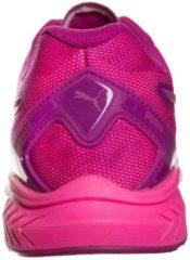Rosa Ignite Dual Laufschuh Damen Puma ultra magenta / knockout pink