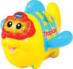 Gele VTech Blub Blub Bad Jamal Tropical - Badspeelgoed