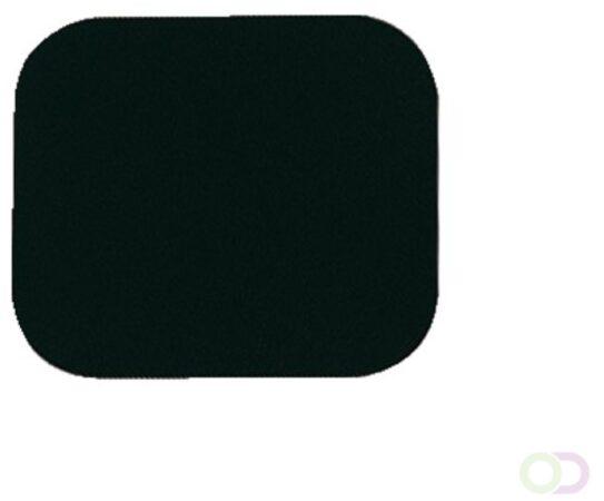 Afbeelding van Muismat Fellowes standaard 203x241x6mm zwart