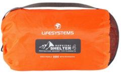 Oranje Lifesystems Survival Shelter - 4 Person - Shelter tenten
