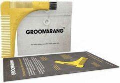 Groomarang Combideal - Baard Shaping & Styling Kam / Beard Catcher
